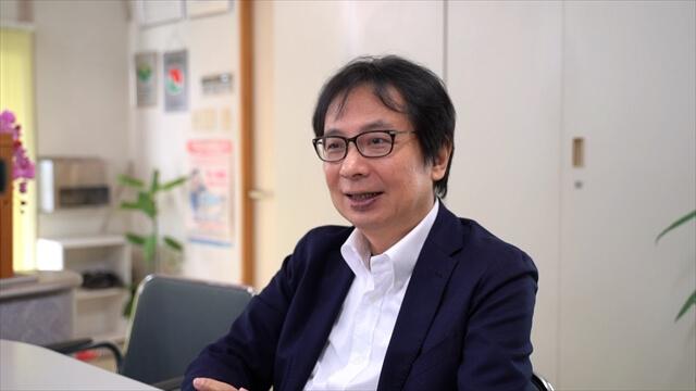 株式会社中部エース・代表取締役・川端明人