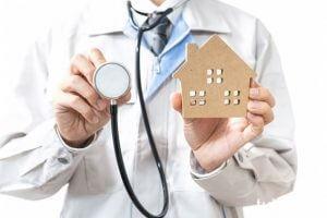 家の診断のイメージ